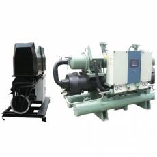 Промышленный тепловой насос «Вода – Вода»